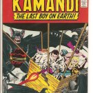 Kamandi, The Last Boy On Earth # 9, 5.5 FN -
