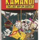 Kamandi, The Last Boy On Earth # 9, 5.0 VG/FN