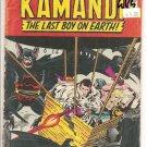 Kamandi, The Last Boy On Earth # 9, 3.0 GD/VG