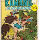 Kamandi, The Last Boy On Earth # 14, 4.0 VG