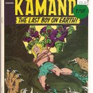 Kamandi, The Last Boy On Earth # 17, 7.0 FN/VF