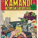 Kamandi, The Last Boy On Earth # 19, 7.0 FN/VF