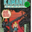 Kamandi, The Last Boy On Earth # 20, 6.0 FN