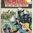 Kamandi, The Last Boy On Earth # 31, 4.0 VG