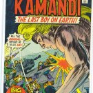 Kamandi, The Last Boy On Earth # 34, 7.5 VF -
