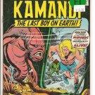 Kamandi, The Last Boy On Earth # 35, 6.0 FN