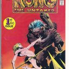 KONG THE UNTAMED # 1, 6.0 FN