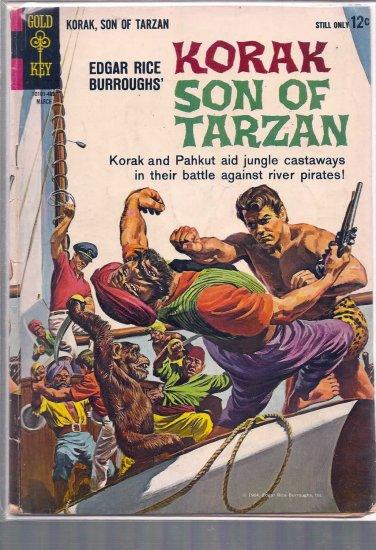 KORAK, SON OF TARZAN # 2, 2.5 GD +