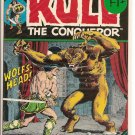 Kull The Conqueror # 8, 6.5 FN +