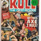 Kull the Destroyer # 11, 6.0 FN
