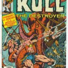 Kull The Destroyer # 17, 7.0 FN/VF