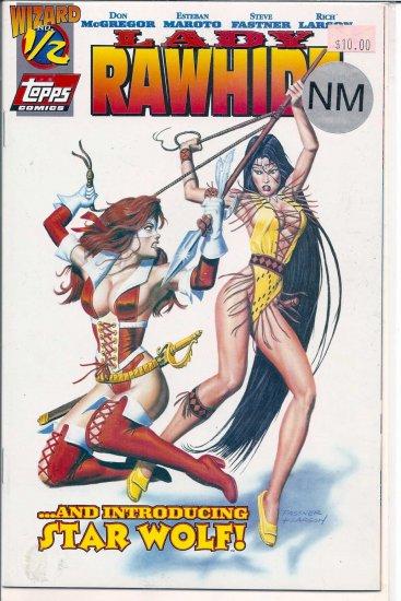 Lady Rawhide # 0.5, 9.4 NM