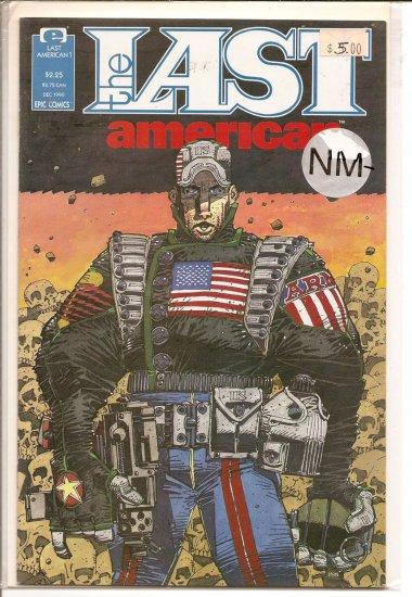 Last American # 1, 9.2 NM -