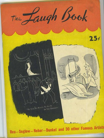 Laugh Book # 1, 4.5 VG +