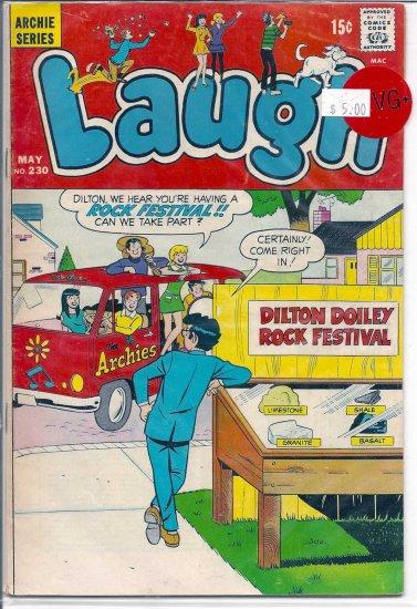 Laugh Comics # 230, 4.5 VG +