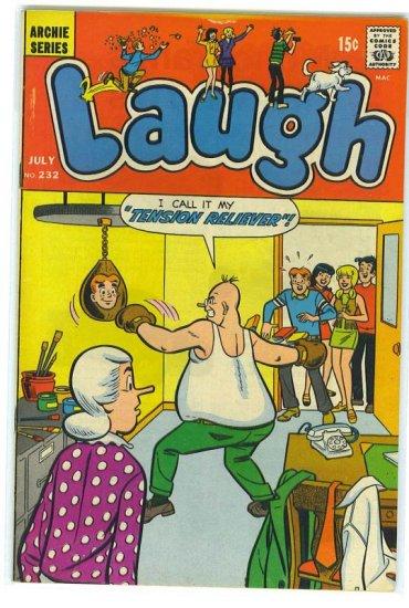 Laugh Comics # 232, 5.0 VG/FN