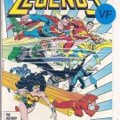 Legends # 6, 8.0 VF