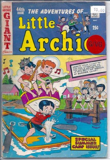 Little Archie # 44, 3.0 GD/VG