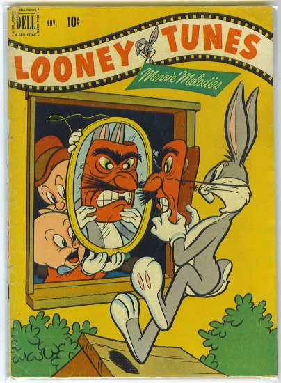 Looney Tunes And Merrie Melodies Comics # 121, 2.0 GD