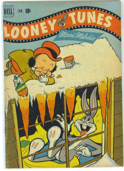 Looney Tunes And Merrie Melodies Comics # 123, 4.5 VG +