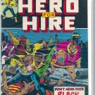 LUKE CAGE HERO FOR HIRE # 5, 4.5 VG +