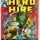 LUKE CAGE HERO FOR HIRE # 6, 4.5 VG +