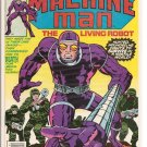 Machine Man # 1, 9.2 NM -