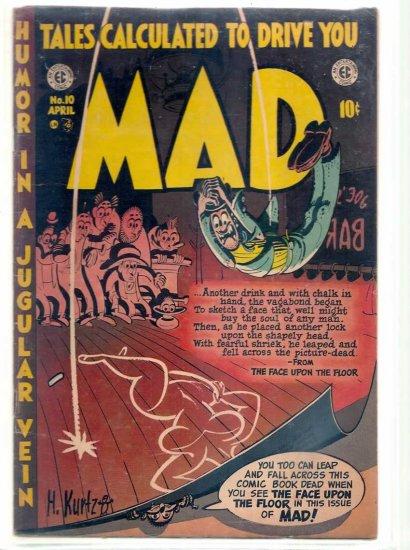 MAD # 10, 4.0 VG
