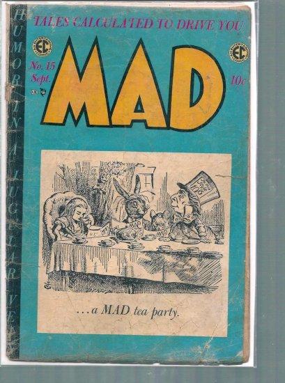 MAD # 15, 1.0 FR