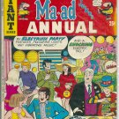 Madhouse Ma-ad Annual # 7, 4.5 VG +