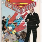 Man of Steel # 4, 9.0 VF/NM