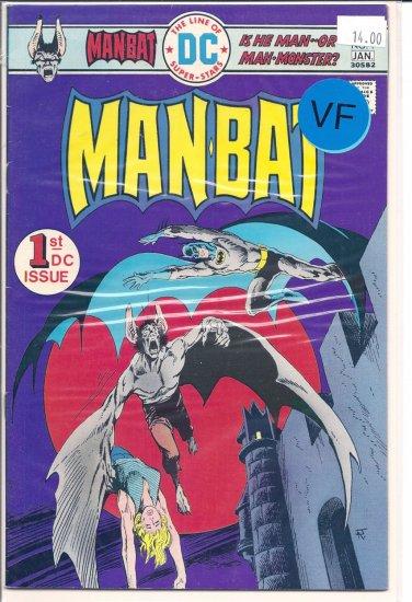 Man-Bat # 1, 8.0 VF