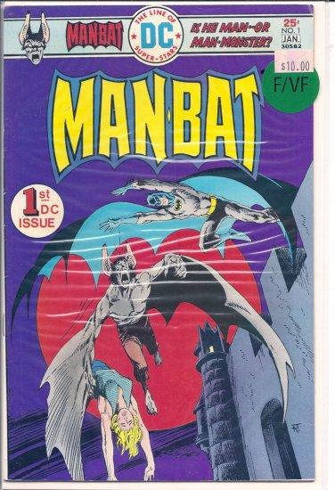 Man-Bat # 1, 7.0 FN/VF