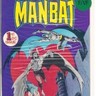 Man-Bat # 1, 7.0 FN/VF
