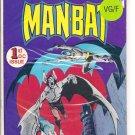Man-Bat # 1, 5.0 VG/FN