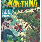 MAN-THING # 2, 3.0 GD/VG
