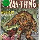 Man-Thing # 7, 5.5 FN -