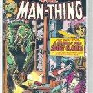 MAN-THING # 15, 5.0 VG/FN