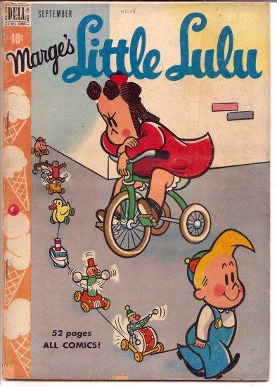 MARGE'S LITTLE LULU # 15, 3.5 VG -
