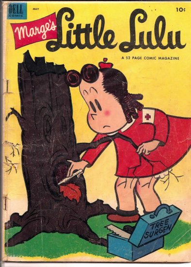 MARGE'S LITTLE LULU # 59, 3.5 VG -