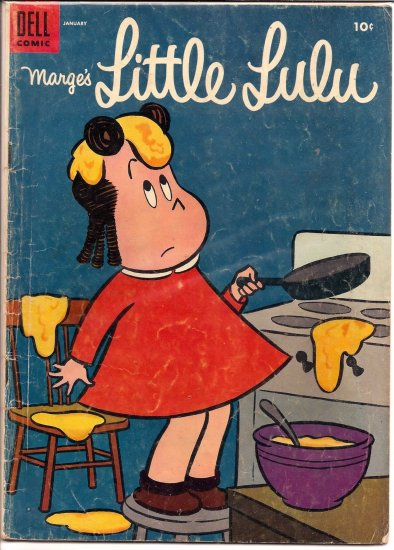 MARGE'S LITTLE LULU # 79, 3.5 VG -