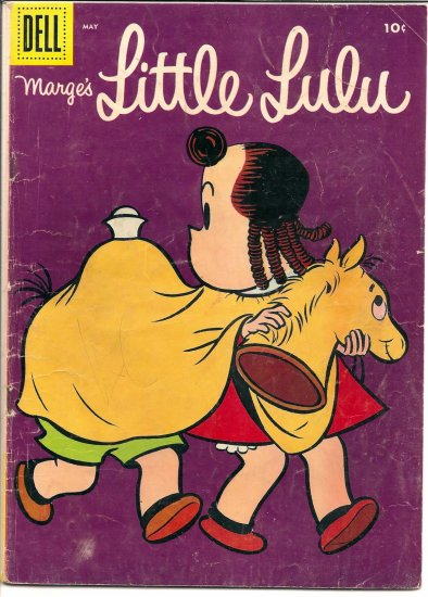 MARGE'S LITTLE LULU # 95, 3.0 GD/VG