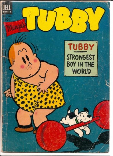 MARGE'S TUBBY # 6, 2.0 GD