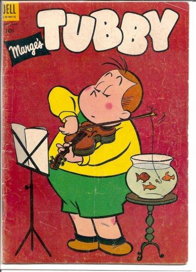 MARGE'S TUBBY # 8, 3.0 GD/VG