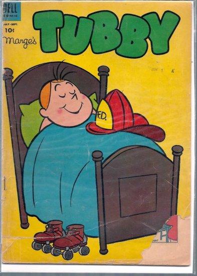 MARGE'S TUBBY # 9, 1.8 GD -