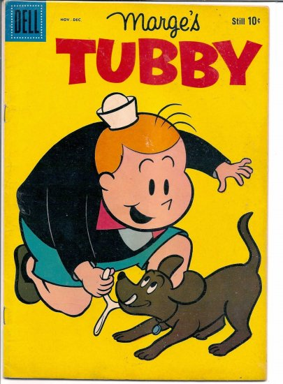 MARGE'S TUBBY # 37, 4.0 VG