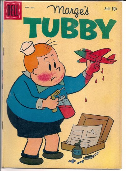 MARGE'S TUBBY # 42, 4.0 VG