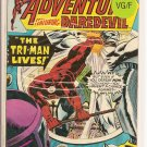 Marvel Adventures Starring Daredevil # 1, 5.0 VG/FN