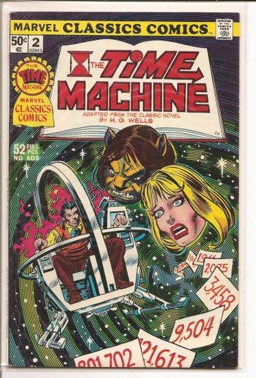 Marvel Classics Comics Series Featuring # 2, 6.0 FN
