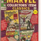 Marvel Collectors Item Classics # 1, 4.0 VG